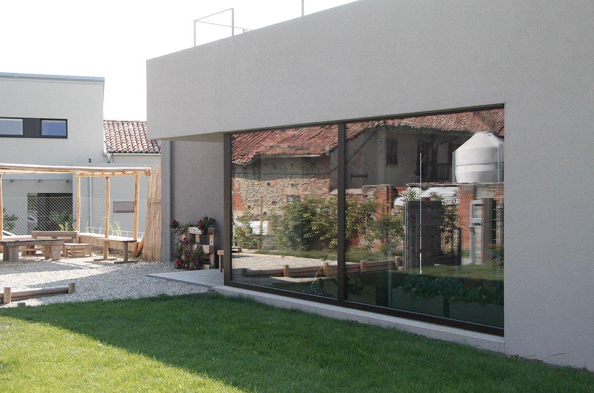 Casa privata – Montelupo Albese