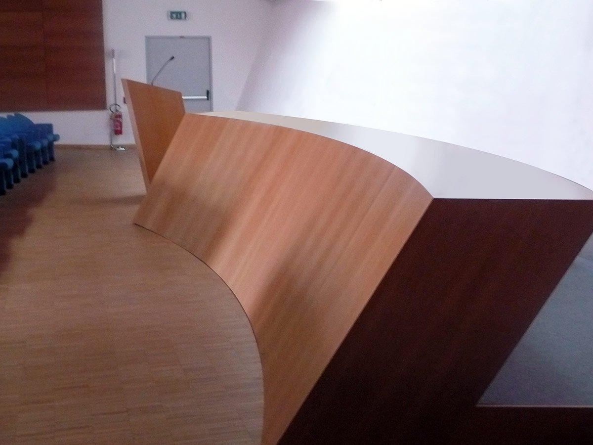 Casa Esercizi Spirituali - Realizzazioni Falegnameria Franco Scavino