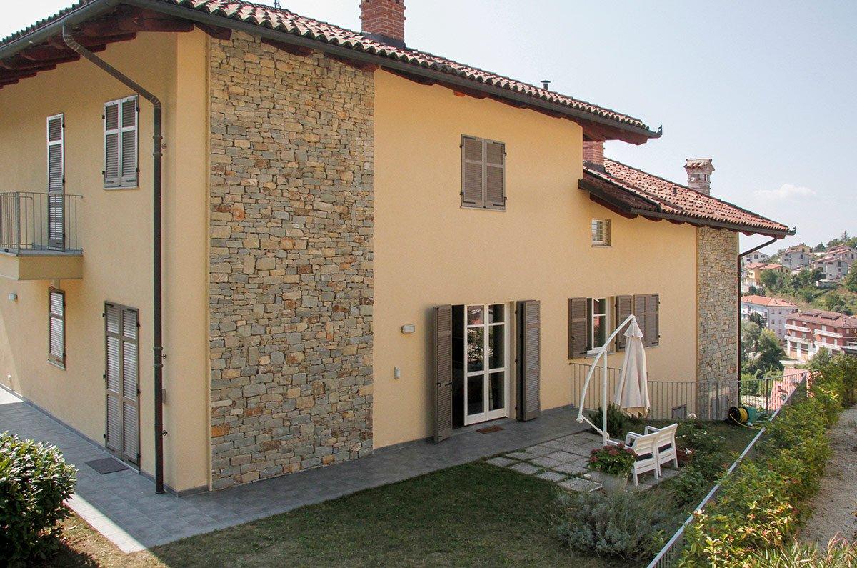 Complesso residenziale tre palazzine a uso abitativo